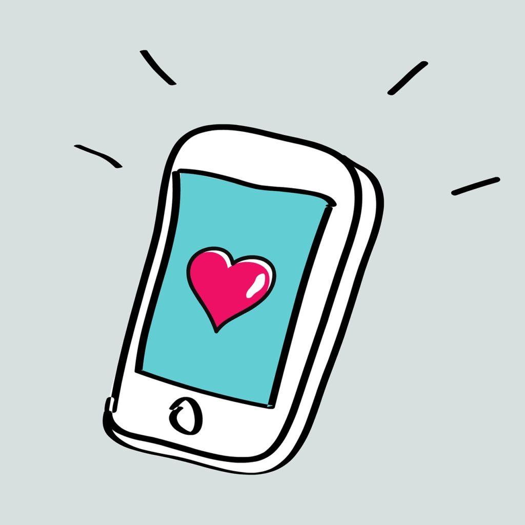 amor digital telefono